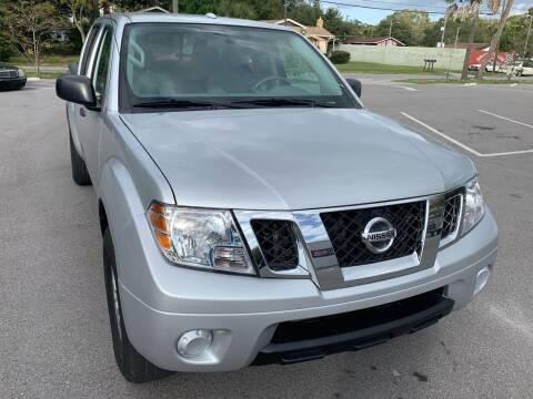2017 Nissan Frontier for sale at Consumer Auto Credit in Tampa FL