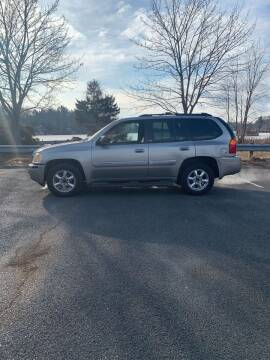 2003 GMC Envoy for sale at Allen's Affordable Auto in Southwick MA