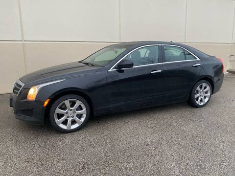 2013 Cadillac ATS for sale at Crowne Motors in Newton IA