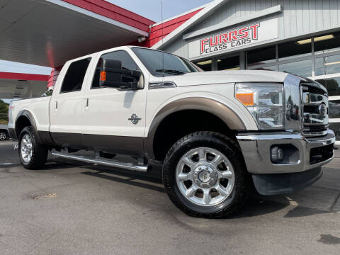 2016 Ford F-250 Super Duty for sale at Furrst Class Cars LLC in Charlotte NC