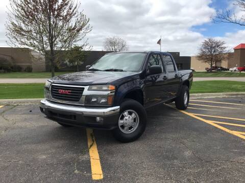2008 GMC Canyon for sale at A & R Auto Sale in Sterling Heights MI