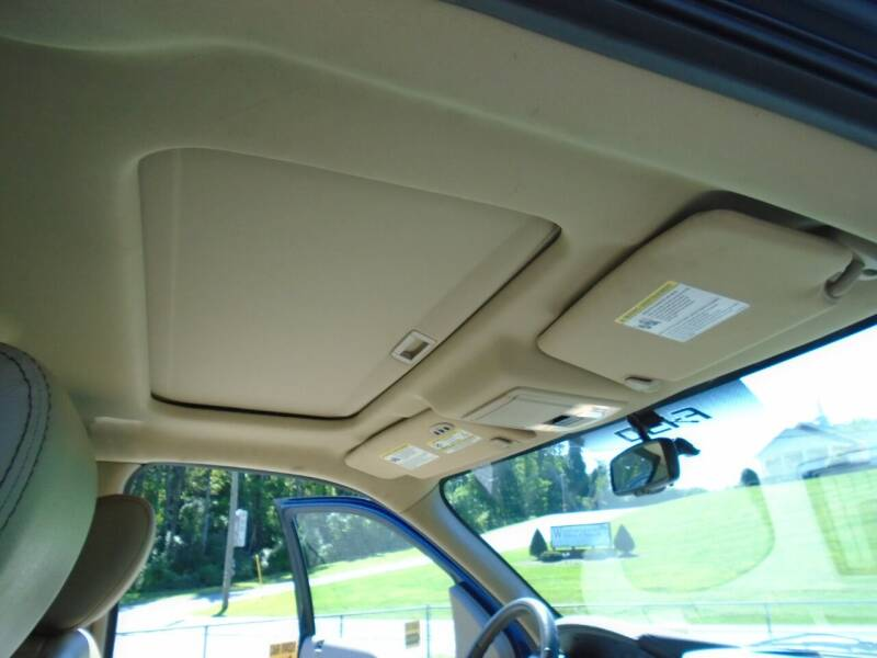 2009 Ford F-150 4x4 Lariat 4dr SuperCrew Styleside 5.5 ft. SB - Westminster MD