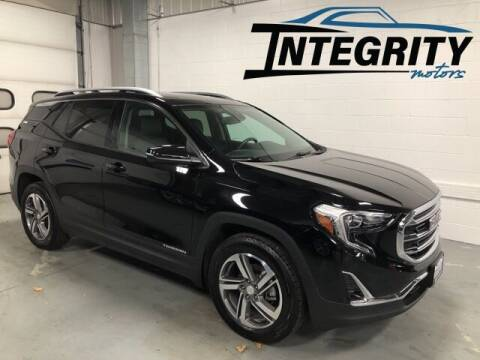 2020 GMC Terrain for sale at Integrity Motors, Inc. in Fond Du Lac WI
