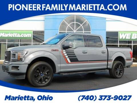 2019 Ford F-150 for sale at Pioneer Family preowned autos in Williamstown WV