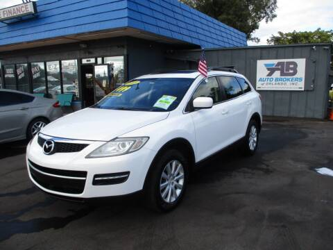 2008 Mazda CX-9 for sale at AUTO BROKERS OF ORLANDO in Orlando FL