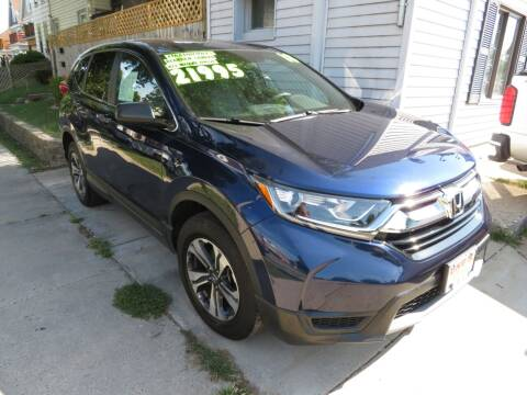 2018 Honda CR-V for sale at Uno's Auto Sales in Milwaukee WI