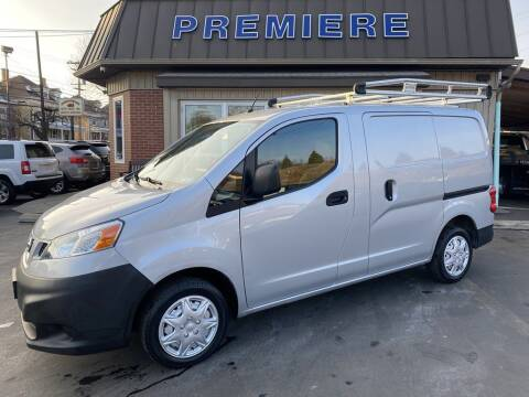2013 Nissan NV200 for sale at Premiere Auto Sales in Washington PA