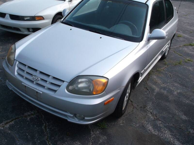 2003 Hyundai Accent for sale at M & N CARRAL in Osceola IN