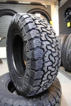 "AMP All Terrain Pro Tires 305-55-20 (33"") for sale at Pop's Automotive in Homer NY"