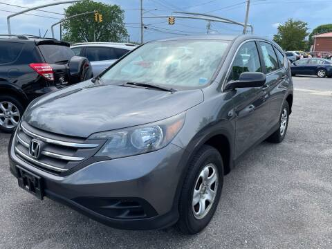 2012 Honda CR-V for sale at American Best Auto Sales in Uniondale NY