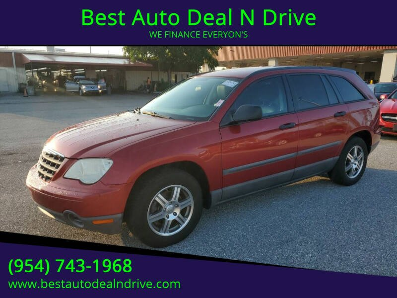 2008 Chrysler Pacifica for sale in Hollywood, FL