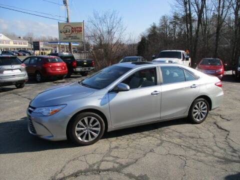 2017 Toyota Camry Hybrid for sale at AUTO STOP INC. in Pelham NH