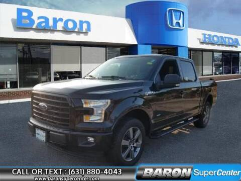 2017 Ford F-150 for sale at Baron Super Center in Patchogue NY