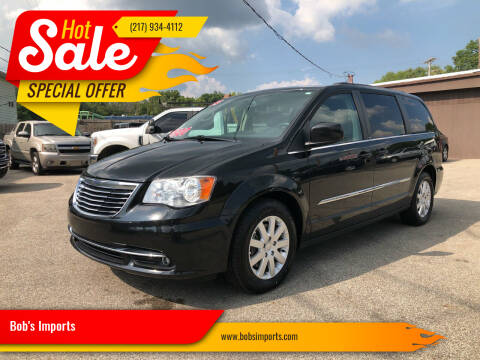 2014 Chrysler Town and Country for sale at Bob's Imports in Clinton IL