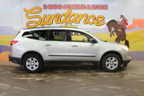 2009 Chevrolet Traverse for sale at Sundance Chevrolet in Grand Ledge MI