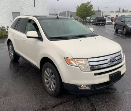 2008 Ford Edge for sale at I-80 Auto Sales in Hazel Crest IL