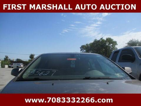 2011 Chevrolet Malibu for sale at First Marshall Auto Auction in Harvey IL