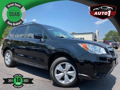 2016 Subaru Forester for sale at Street Smart Auto Brokers in Colorado Springs CO