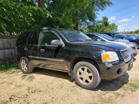 2008 GMC Envoy for sale at Northwoods Auto & Truck Sales in Machesney Park IL
