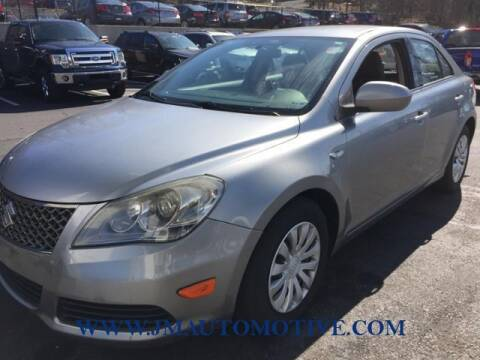 2011 Suzuki Kizashi for sale at J & M Automotive in Naugatuck CT