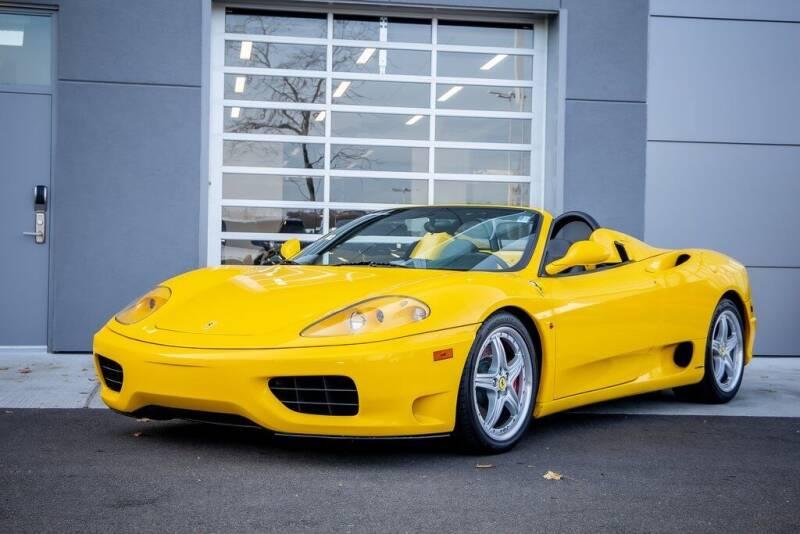 Used Ferrari 360 Spider For Sale In Hamilton Oh Carsforsale Com