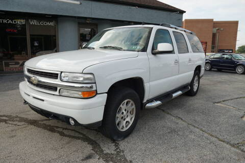 2006 Chevrolet Suburban for sale at PA Motorcars in Conshohocken PA
