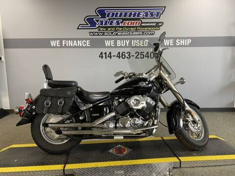 2002 Yamaha V Star 650 for sale at Southeast Sales Powersports in Milwaukee WI
