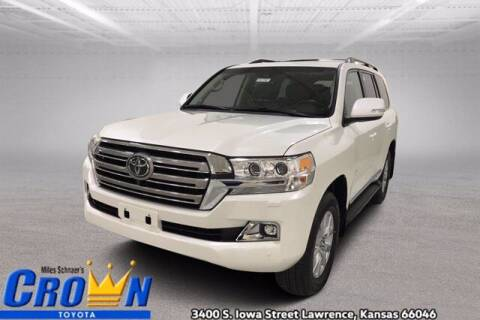 2021 Toyota Land Cruiser for sale at Crown Automotive of Lawrence Kansas in Lawrence KS