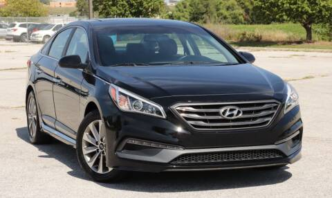 2015 Hyundai Sonata for sale at Big O Auto LLC in Omaha NE