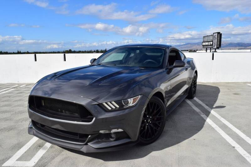 2017 Ford Mustang for sale at Dino Motors in San Jose CA