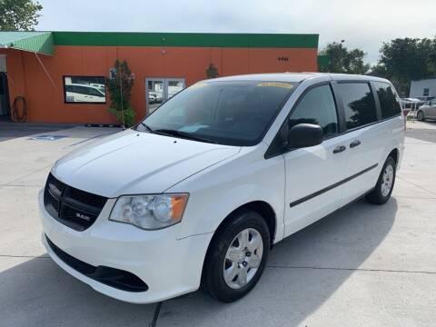 2012 RAM C/V for sale at Galaxy Auto Service, Inc. in Orlando FL