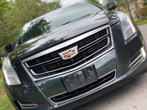 2016 Cadillac XTS for sale at HIGH PERFORMANCE MOTORS in Hollywood FL