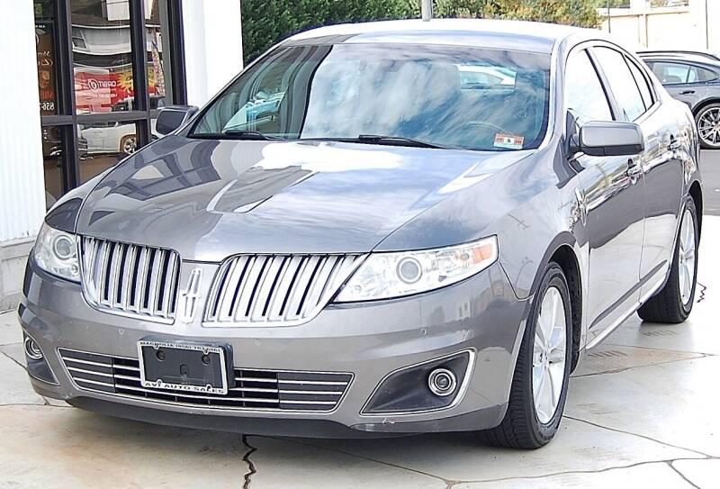 2012 Lincoln MKS for sale at Avi Auto Sales Inc in Magnolia NJ