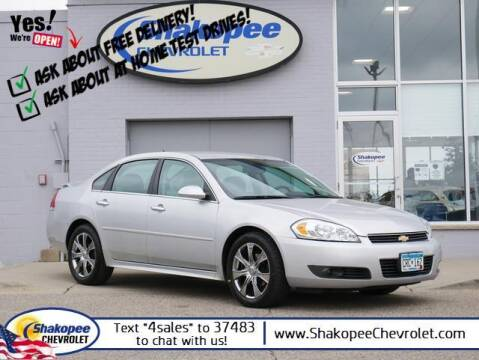 2011 Chevrolet Impala for sale at SHAKOPEE CHEVROLET in Shakopee MN