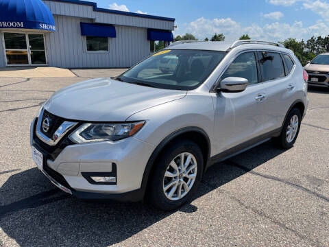 2017 Nissan Rogue for sale at Schulz Automotive Inc in Reedsburg WI