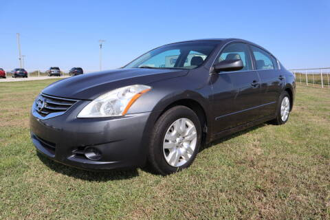 2011 Nissan Altima for sale at Liberty Truck Sales in Mounds OK