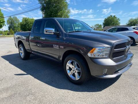 2018 RAM Ram Pickup 1500 for sale at Drivers Auto Sales in Boonville NC