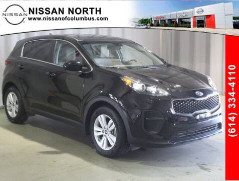 2017 Kia Sportage for sale at Auto Center of Columbus in Columbus OH