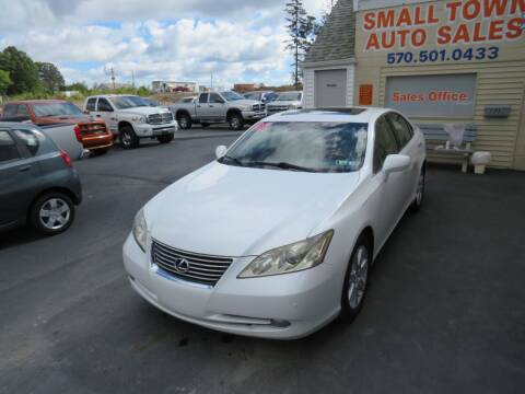 2008 Lexus ES 350 for sale at Small Town Auto Sales in Hazleton PA
