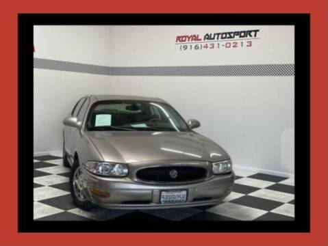 2003 Buick LeSabre for sale at Royal AutoSport in Sacramento CA
