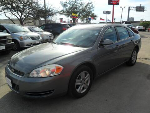 2008 Chevrolet Impala for sale at Talisman Motor City in Houston TX