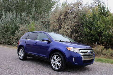 2014 Ford Edge for sale at Northwest Premier Auto Sales in West Richland WA