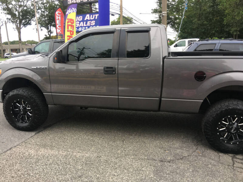 2011 Ford F-150 for sale at King Auto Sales INC in Medford NY