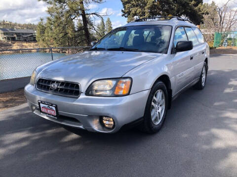 2004 Subaru Outback for sale at Local Motors in Bend OR