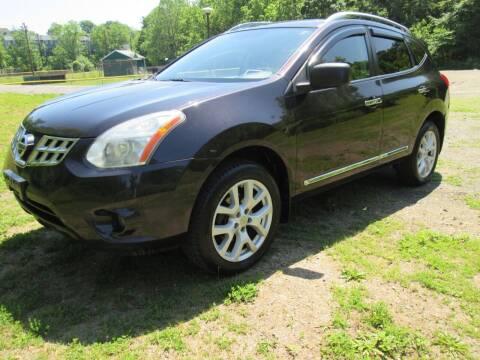 2012 Nissan Rogue for sale at Peekskill Auto Sales Inc in Peekskill NY