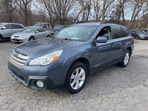 2014 Subaru Outback for sale at AutoConnect Motors in Kenvil NJ