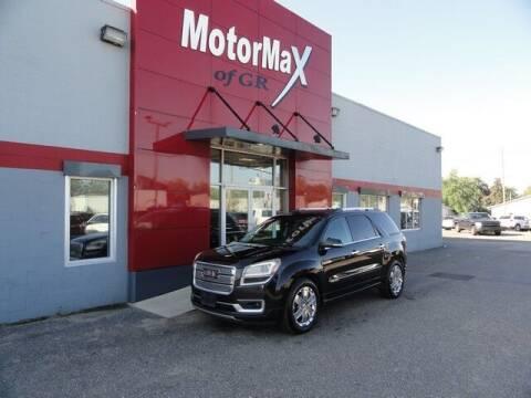 2016 GMC Acadia for sale at MotorMax of GR in Grandville MI