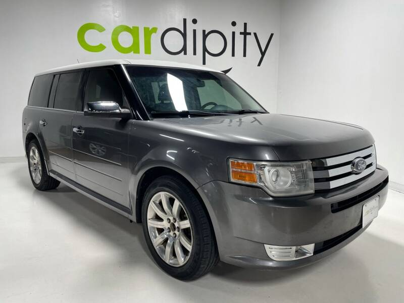 2009 Ford Flex for sale at Cardipity in Dallas TX