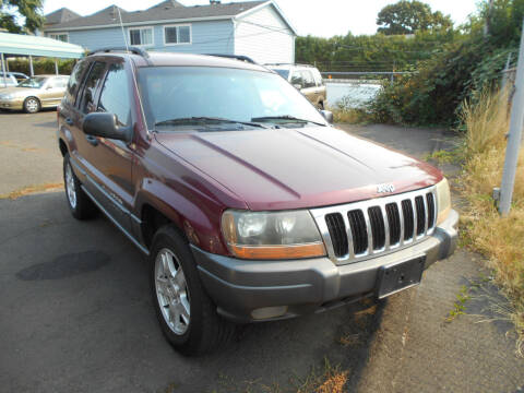 2002 Jeep Grand Cherokee for sale at Family Auto Network in Portland OR