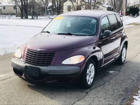 2003 Chrysler PT Cruiser for sale at I57 Group Auto Sales in Country Club Hills IL